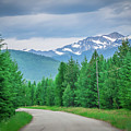 Vast Scenic Montana State Landscapes And Nature by Alex Grichenko