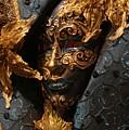 Venetian Mask by Valia Bradshaw