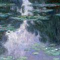 Waterlilies by Claude Monet
