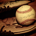 50 Home Run Baseball by Mark Miller