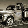50's Wrecker Truck by Wayne Archer