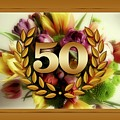 50th Anniversary by Frederick Holiday