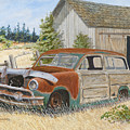 '51 Country Squire by Scott Lang
