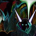 527   Little Alien Being A by Irmgard Schoendorf Welch
