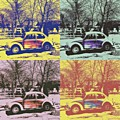 Old Beetle-pop Art by Pastime Ideas