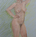 Nude Study by Masami Iida