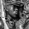 54th Massachusetts Memorial by Brian M Lumley
