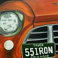 55 Iron by Dean Glorso