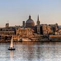 Valletta, Malta by Paul James Bannerman