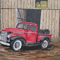 56 Chevy by John Huntsman