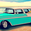 56 Nomad By The Sea In The Morning With Vivachas by Chas Sinklier