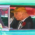 57 Chevy Man by Mike Scheufler
