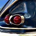 58 Bel Air Tail Light by Dean Ferreira