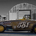 581 Bonneville Race Car by Nick Gray
