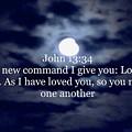 Bible Verse  by Miriam Marrero