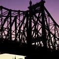 59th Street Bridge by Mark Ivins