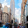 5th Avenue by Lars Lentz