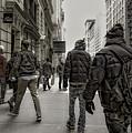 5th Avenue Walk by Jeff Watts