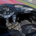 1962 Corvette by Butch Lombardi