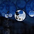 Abstract Painting - Onyx by Vitaliy Gladkiy