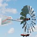 Aermotor Windmill by Rob Hans