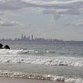 Australia - Coolangatta Beach by Jeffrey Shaw