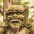 Bali Sculpture by Jijo George
