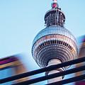 Berlin Tv Tower by Alexander Voss