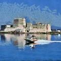 Bourtzi Fortress by George Atsametakis