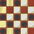 Checkerboard Generated Seamless Texture by Miroslav Nemecek