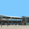 Cocoa Beach Pier by W Gilroy