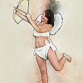 Cupid The God Of Desire by Humourous Quotes