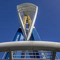 Emirates Spinnaker Tower by Angela Aird