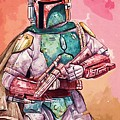 Empire Star Wars Poster by Larry Jones