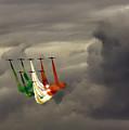 Frecce Tricolori by Angel Ciesniarska