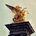 Pegasus In Paris by JAMART Photography