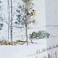 Idaho Landscape Book by Debbi Saccomanno Chan