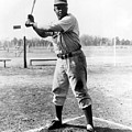 Jackie Robinson (1919-1972) by Granger