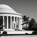 Jefferson Memorial In Washington Dc by Brandon Bourdages