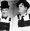 Laurel And Hardy by Granger