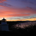 Lighthouse Sunrise Series by Denise Lowery