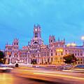 Madrid, Spain by Karol Kozlowski