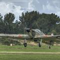 Mark 1 Hawker Hurricane by Nigel Bangert