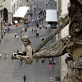 Milan Italy Cathedral Gargoyle by Gregory Dyer