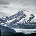 Mountain Range Scenes In June Around Juneau Alaska by Alex Grichenko