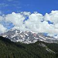 Mt Rainier by Bernd Billmayer