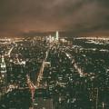 New York Skyline by Martin Newman