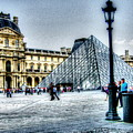 Paris France by Yury Bashkin