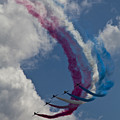 Red Arrows by Stephen Almond