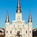 Saint Louis Cathedral by Raul Rodriguez